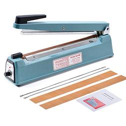 Metronic 12 inch Impulse Bag Sealer Poly Bag Sealing Machine