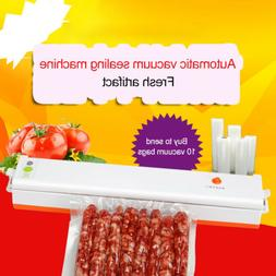 Home Automatic Electric Vacuum Food Packing Sealer Machine P