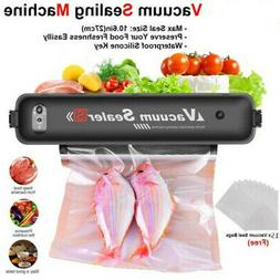 Kitchen Vacuum Sealer Saver Food Packing Sealing Machine Pac