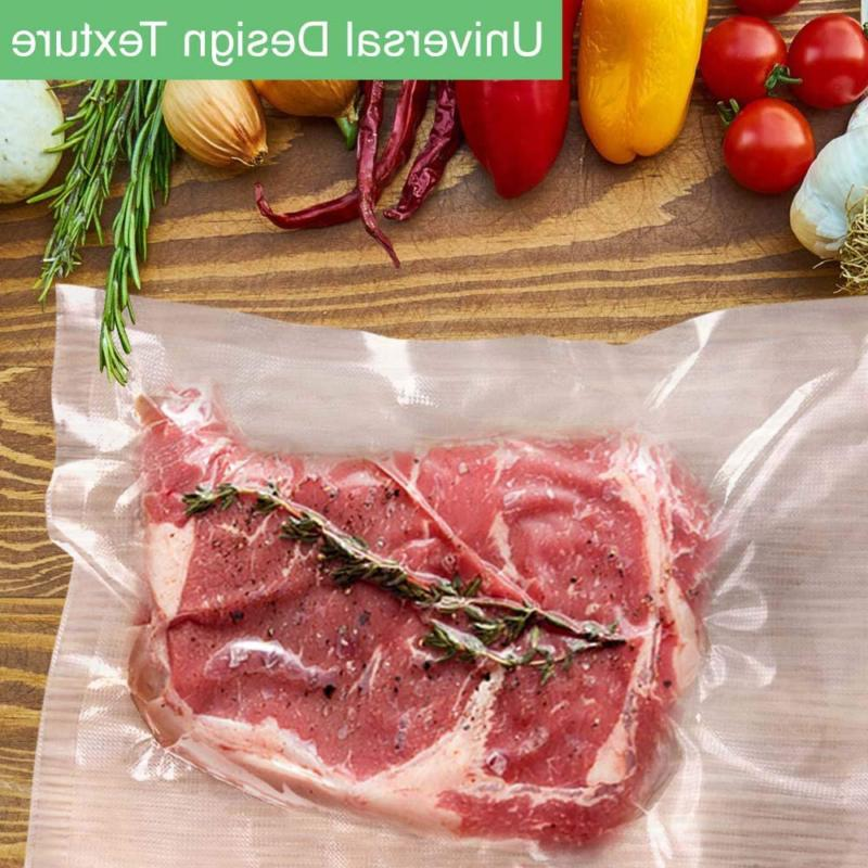 100 Vacuum Storage Bags 6 10 Food Seal Meal