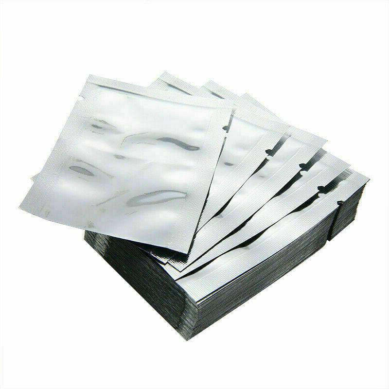 100PCS Aluminum Foil Bag Fresh Food