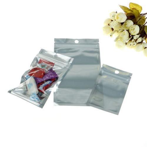 100x Silver Mylar Bag Sealer HV