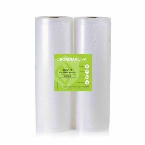 11 x 50 vacuum sealer bag rolls