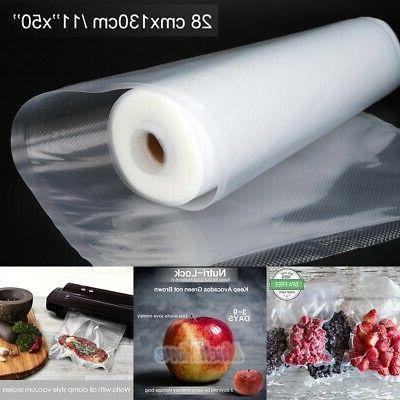 11 x50 food saver vacuum sealer bags