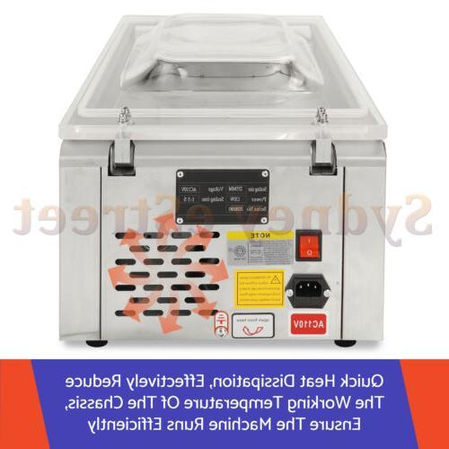 120W Digital Vacuum Sealing