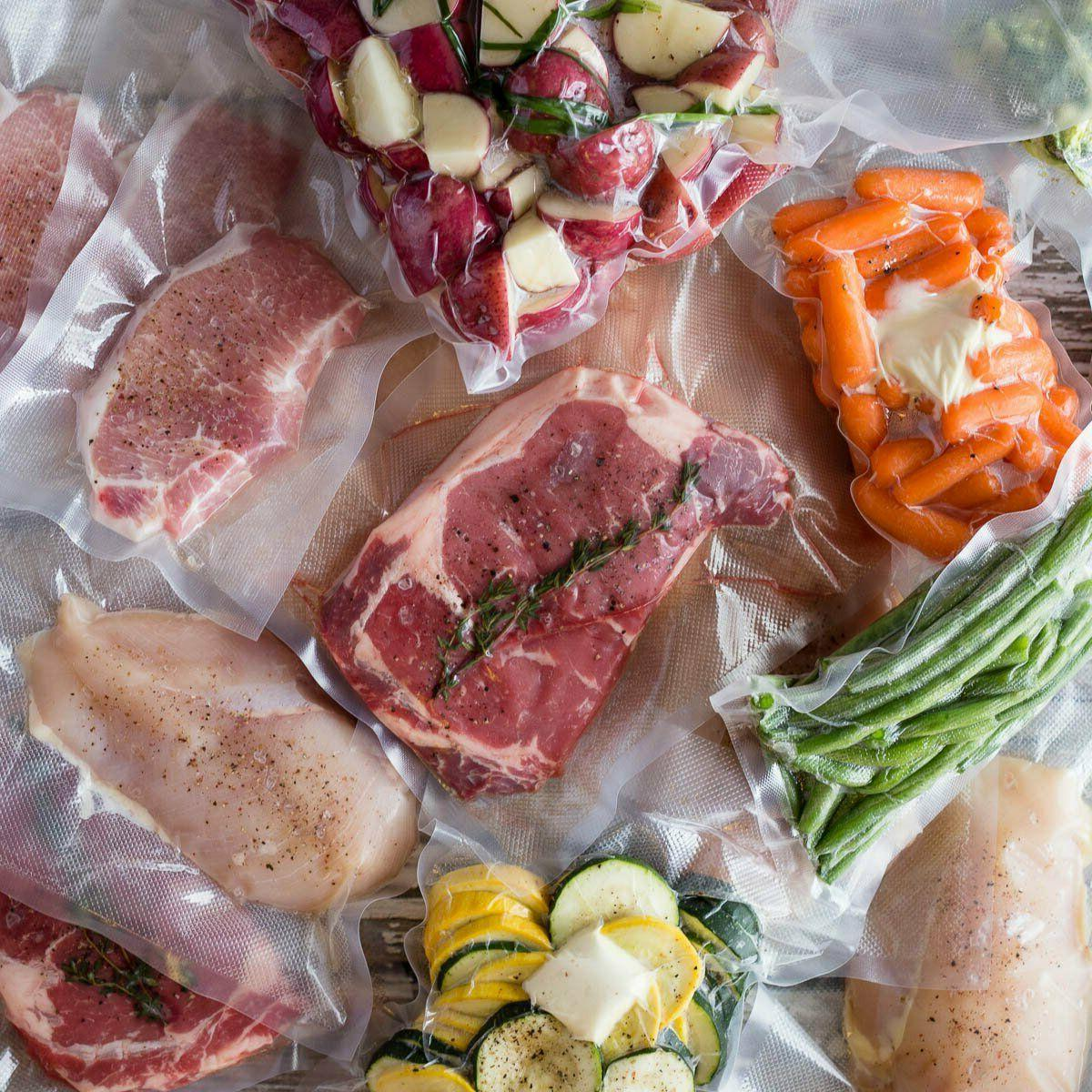 150 Bags Seal a Meal Vac Sealers, 50