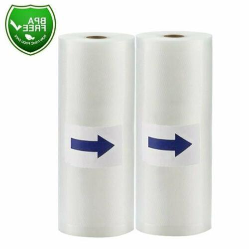 2 pack 11 x50 vacuum seal bags