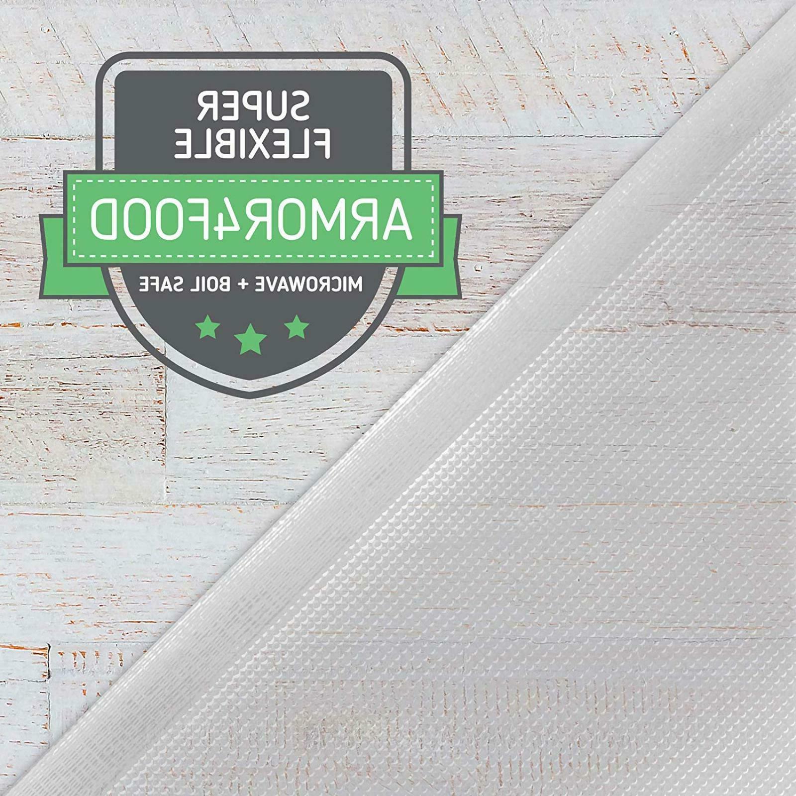 🔥 2 11x50. Commercial Grade Bags Rolls. Vacuum Sealer.