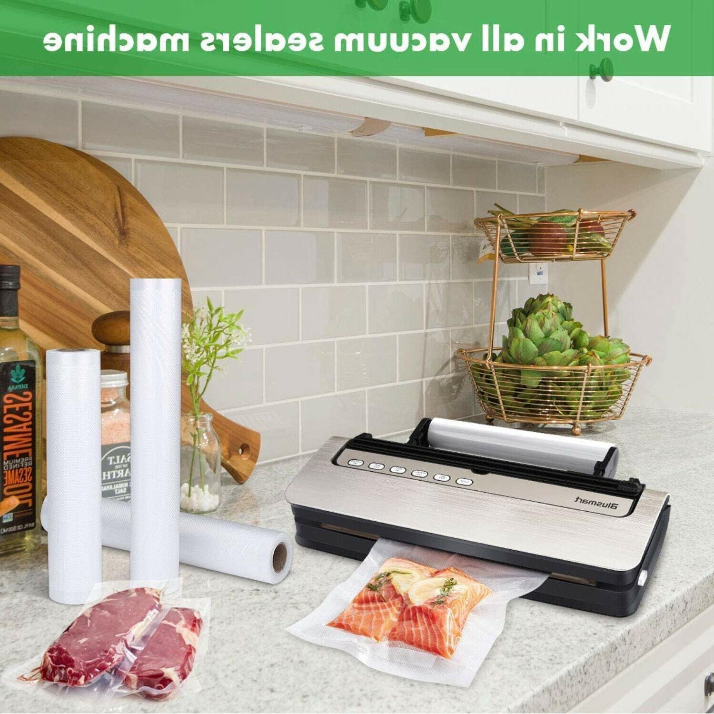 Vacuum Sealer Bags of Food Storage Seal a