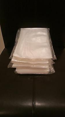 200 10X14 Gallon Food Storage Bags Vacuum Sealer Bags! Food