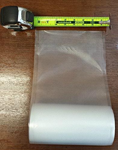 6 Pack Large x 50' Vacuum Saver Bags Sous