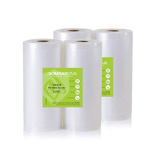 4 rolls heavy duty vacuum
