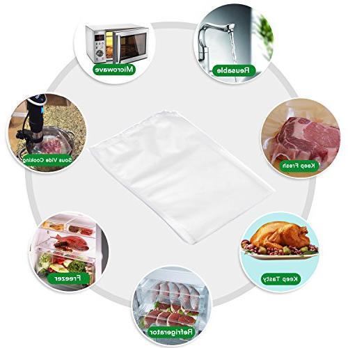 Vacuum 100 Pint Food for Saver Sous BPA and FDA