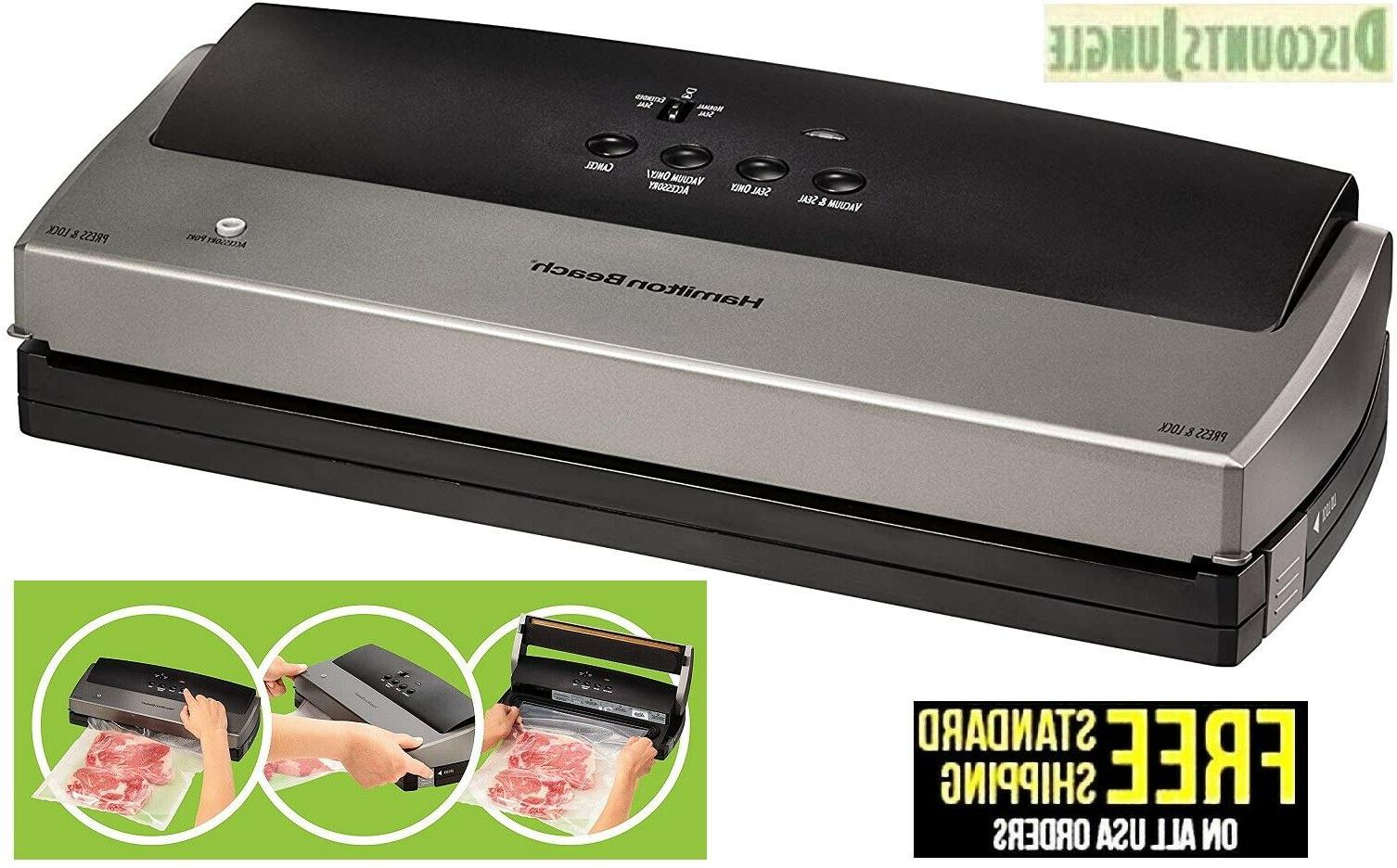 78214 nutrifresh vacuum sealer machine bpa free