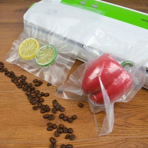 "4-20 Rolls 8"" 50' Vacuum Sealer Bags Sous Kitchen FoodSaver"