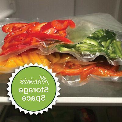 8X50 Rolls Vacuum Bags FoodSaver