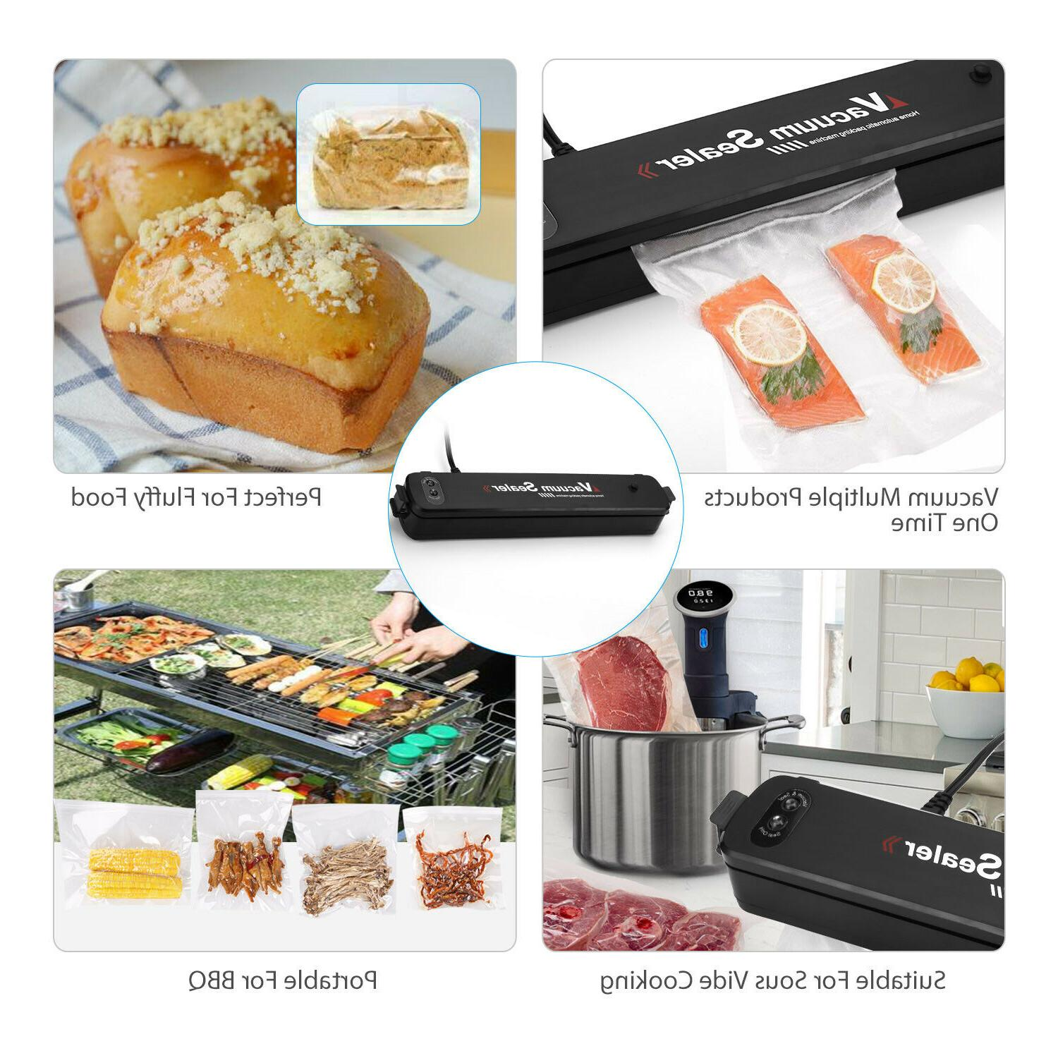 Commercial Vacuum Sealer Saver System free