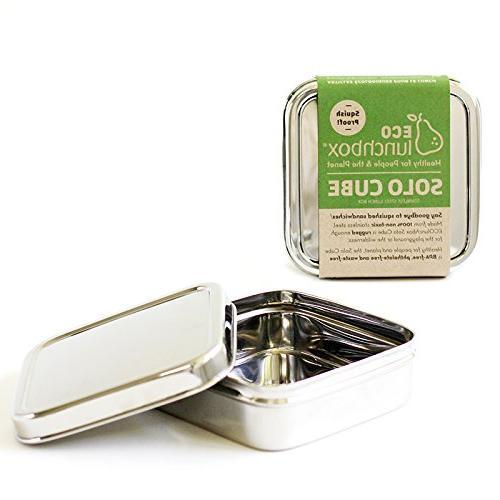 ECOLunchbox: Sustainable Lunchware, Cube