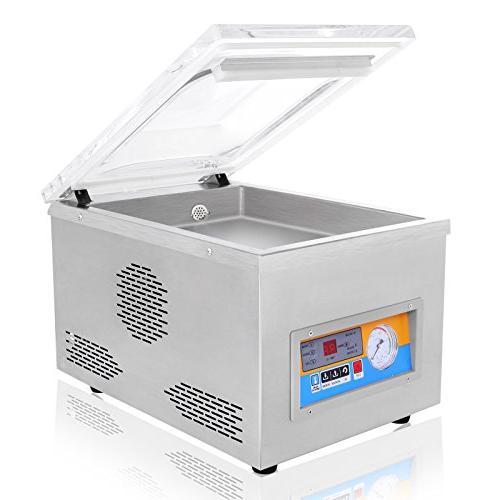 FoodKing Vacuum Sealer Vacuum Packing Machine Vacuum Chamber