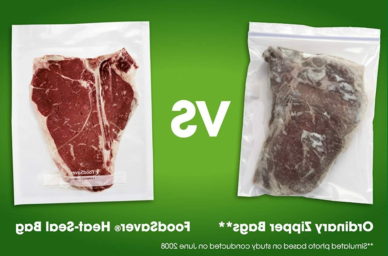 "FoodSaver 11"" x 16' Vacuum Seal Roll | Make Custom-Sized BPA"