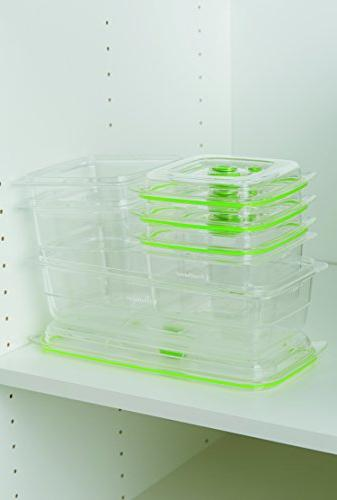 FoodSaver Seal Food Containers, 2 Produce