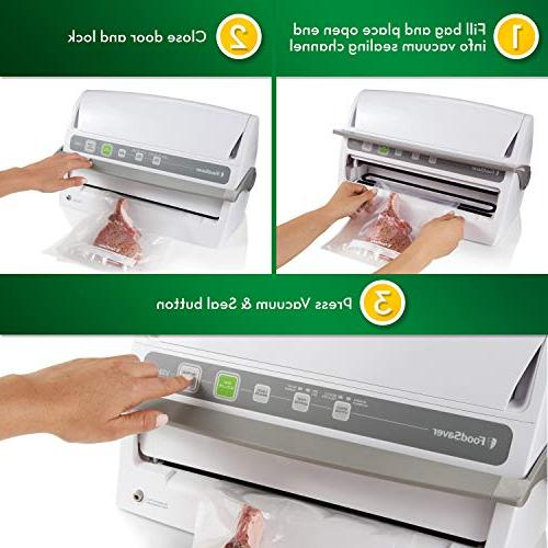 FoodSaver Sealing System with
