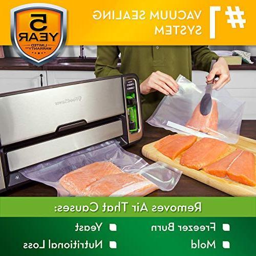 FoodSaver Vacuum Premium Sealing