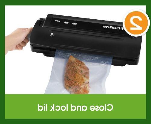 Foodsaver Sealer -