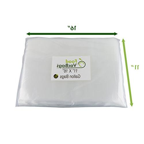 Foodsaver Gallon 11-inch-by-16-Inch Vacuum Sealer Free, Sous Vide inch-per-inch value than