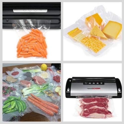 Foodsaver compatible Quart Vacuum Sealer Bags, Free, Duty, Sous Vide
