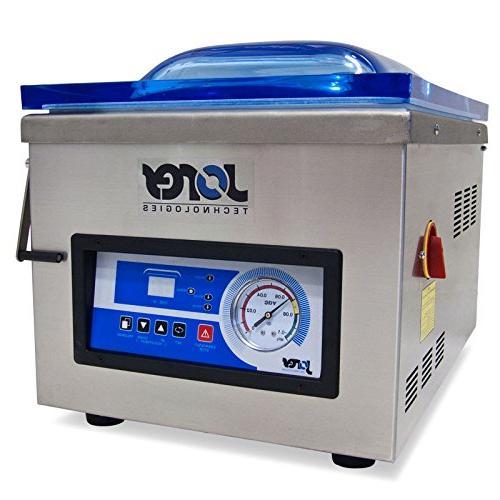 JORESTECH Vacuum Chamber Machine