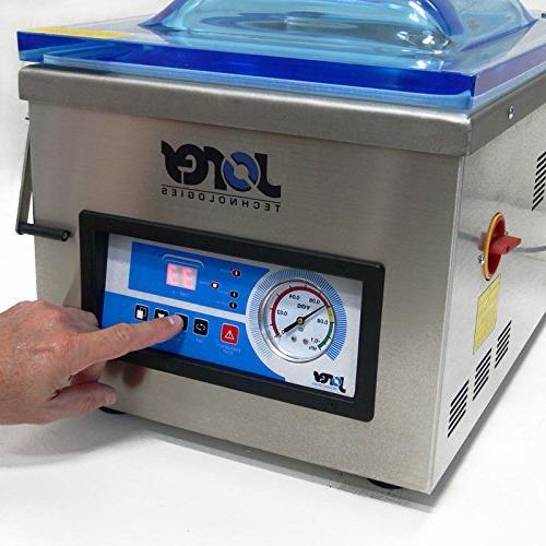 JORESTECH Vacuum Chamber Packaging Machine