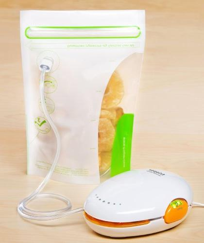 Oliso Frisper Freshkeeper 600 Vacuum Food