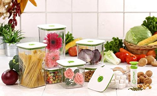 Seal'In Containers with - Set 3