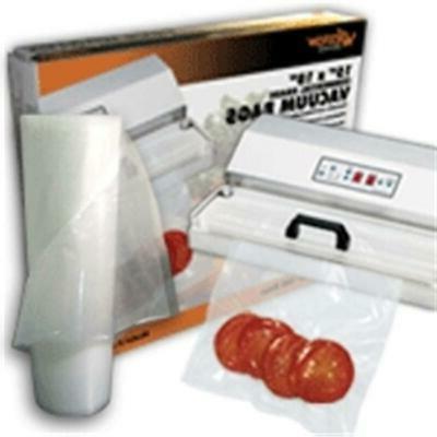 "Weston 30-0008-W Vacuum Sealer Bags, 8"" x 50'"