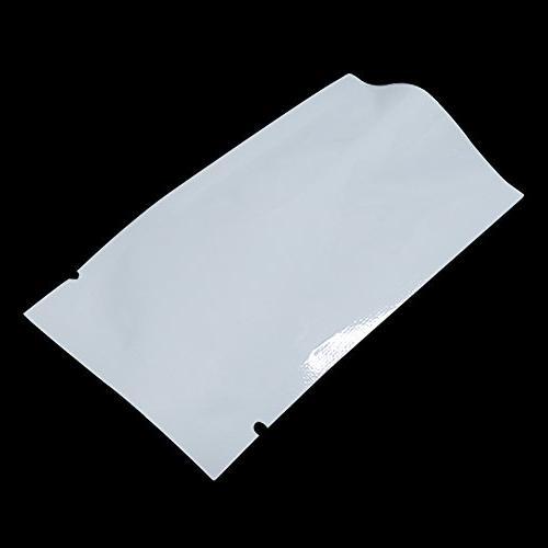 "200 2.8""x3.9"" Foil Proof Pouches Heat Open Mylar Bags Food Storage Packaging Vacuum Tea Foil Pouch"
