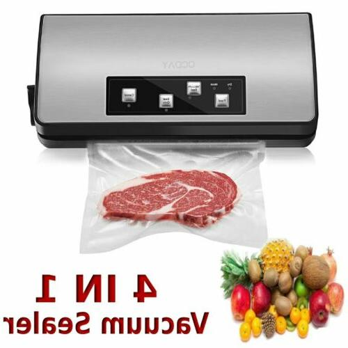 automatic food packing machine vacuum sealers commercial
