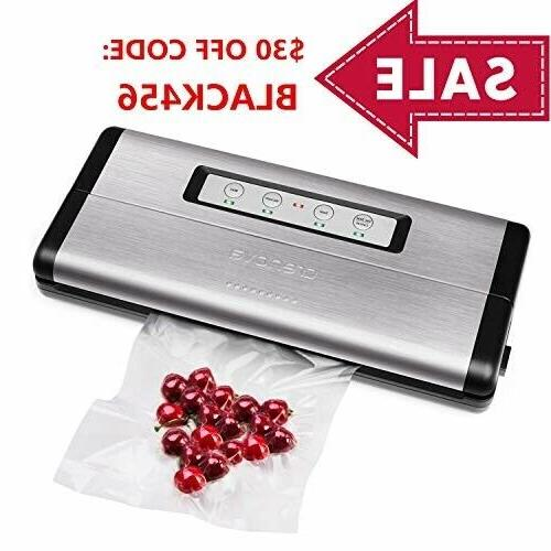 automatic food sealer vacuum packing machine vacuum