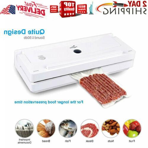 automatic vacuum sealer food packing machine