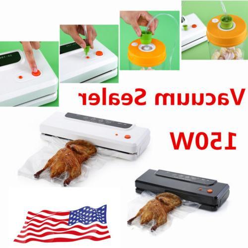 automatic vacuum sealer food packing sealing machine