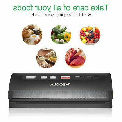 Commercial Food Saver Sealer machine Seal a
