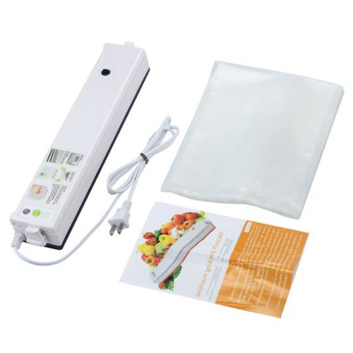 Food Vacuum Machine Meal Sealing Machine & Storage Bags