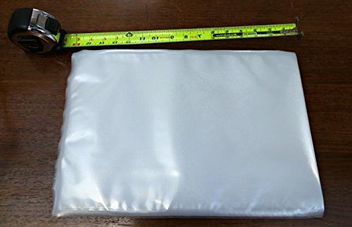 "200 11"" 16"" Vacuum - 4 grade Gallon Bags for all"