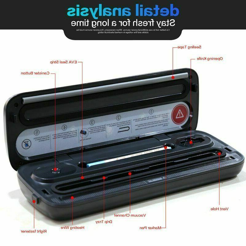 best selling automatic electric vacuum sealer