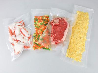 200 100-8x12 & 100-6x10 Food Magic 4 Mil Vacuum Sealer Food