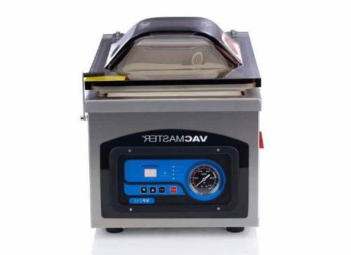 VacMaster Chamber Vacuum Sealer with Oil Pump - Stainless St