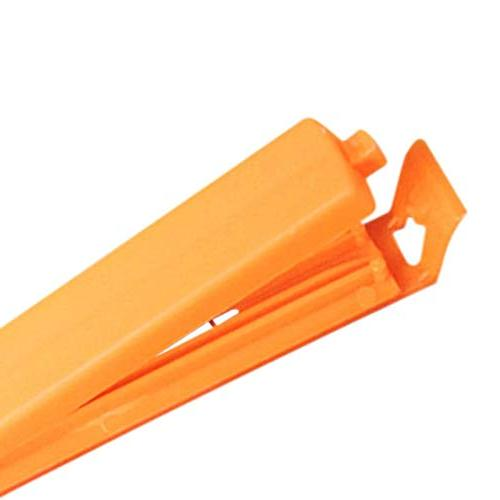Clip Fixings 6pcs Snack Storage Sealing Plastic Bags Home Helper Handy Bag Travel Close