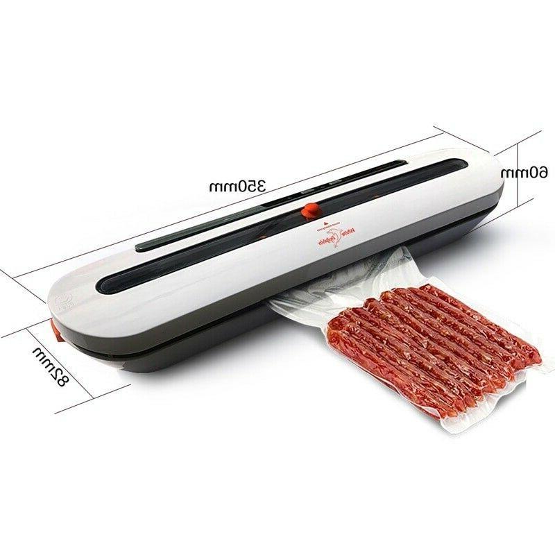 Sealer Machine Seal Meal System Sealin