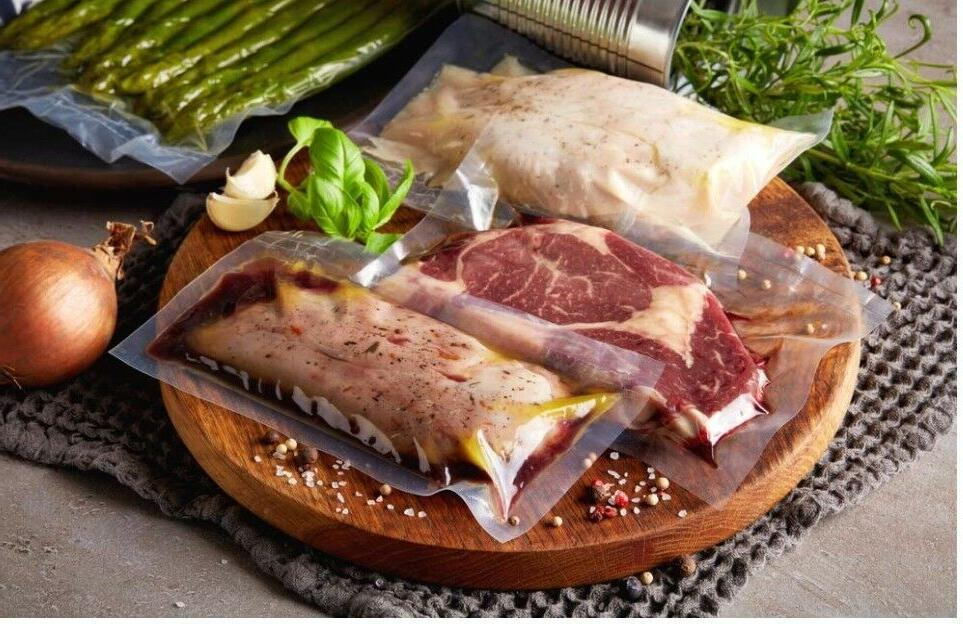 Commercial Vacuum Sealer Machine Meal Sealing