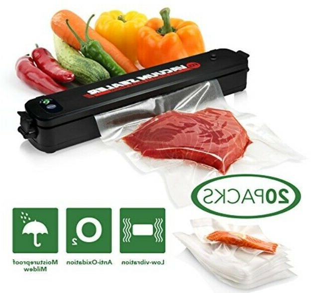 Commercial Food Saver Sealer Seal A Meal Sealing System